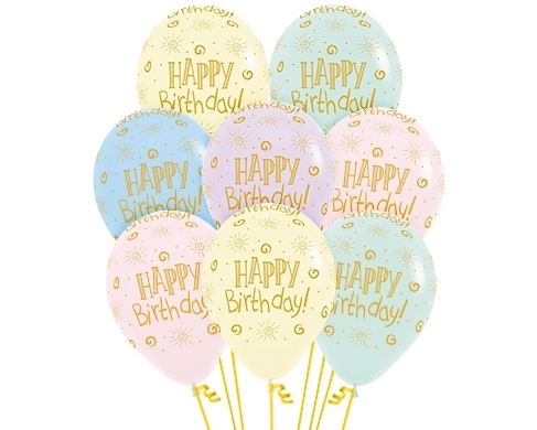 Mylar Balloon 18 Single Sided-Smiley Face Prairie Supply