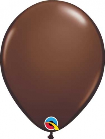 "Q (100) 5"" Fashion Chocolate Brown"