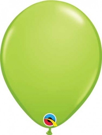 "Q (100) 5"" Fashion Lime Green"