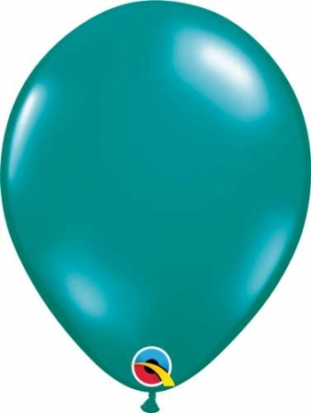 "Q (100) 5"" Jewel Teal"