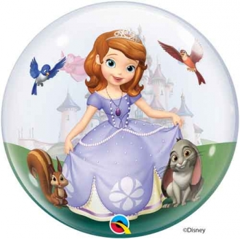 "22"" Bubble - Sofia The First"