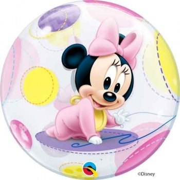 "22"" Bubble - Baby Minnie"