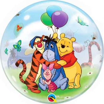 "22"" Bubble - Winnie The Pooh & Friends"