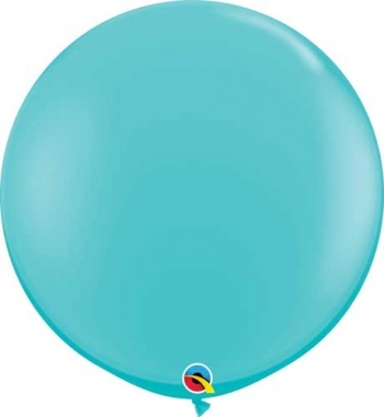 "Q (2) 36"" Fashion Caribbean Blue"