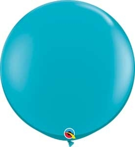"Q (2) 36"" Fashion Tropical Teal"
