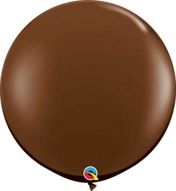 "Q (2) 36"" Fashion Chocolate Brown"