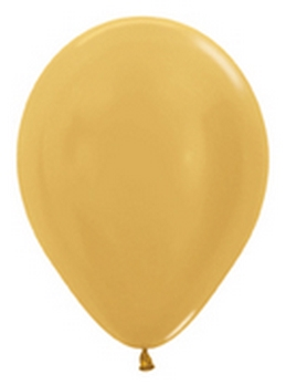 "BET (100) 5"" Metallic Gold"