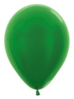 "BET (100) 5"" Metallic Green"