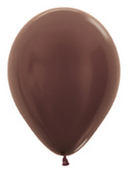 "BET (100) 5"" Metallic Chocolate"